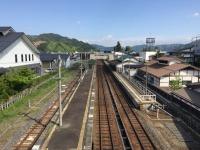 飛騨古川跨線橋